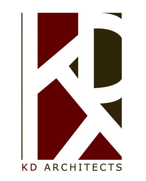 KD Architects brand identity